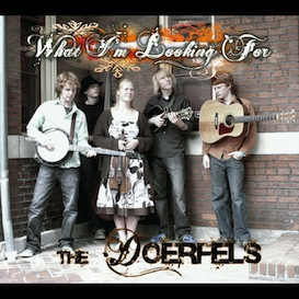 CD-187 The Doerfels What I'm Looking For | Music | Acoustic