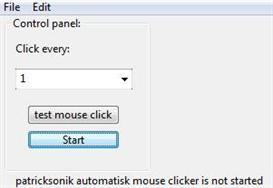 Patricksonik auto mouse & keyboard clicker english Linux