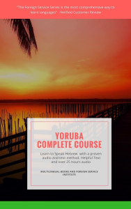FSI Yoruba Basic | eBooks | Language