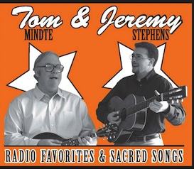 CD-215 Tom Mindte & Jeremy Stephens Radio Favorites & Sacred Songs | Music | Country