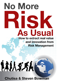 No More Risk as Usual | eBooks | Business and Money