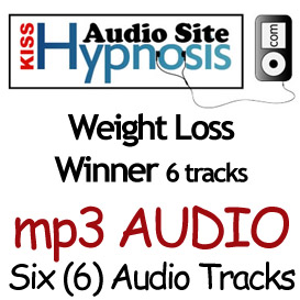 weight loss winner audio 6 track package