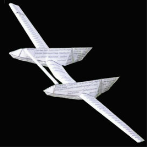 Aviation Memorial Flyer | Crafting | Paper Crafting | Paper Models