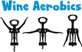 wine aerobics machine embroidery file