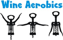 Wine Aerobics machine embroidery file   Crafting   Sewing   Gifts