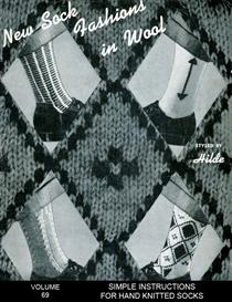 New Socks Fashions in Wool - Adobe .pdf Format | eBooks | Arts and Crafts