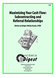 maximizing your cash flow: subcontracting and referral relationships