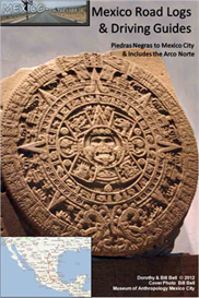Comprehensive Road and Travel Guide from Piedras Negras (Eagle Pass) to Mexico DF | eBooks | Travel