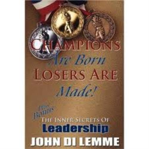 First Additional product image for - Champions Are Born Losers Are Made Audio Book