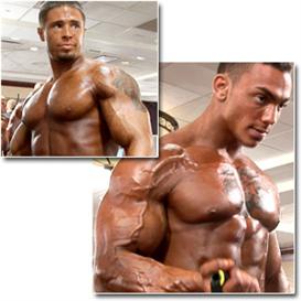 13170 - 2011 NPC Teen Nationals Men's Pump Room (HD) | Movies and Videos | Fitness