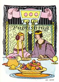 Digital vintage full color image of Cinderella & Prince at wedding banquet - high res JPEG for worldwide download | Photos and Images | Vintage