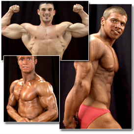14156 - 2011 NPC Teen Nationals Men's Backstage Posing (HD) | Movies and Videos | Fitness