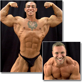 14157 - 2011 NPC Collegiate Nationals Men's Backstage Posing (HD) | Movies and Videos | Fitness