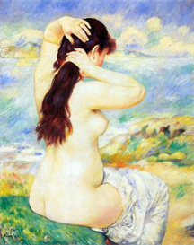 Image Photo A Bather Renoir | Photos and Images | Vintage