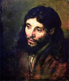 Image Photo A Christ after life Rembrandt | Photos and Images | Vintage