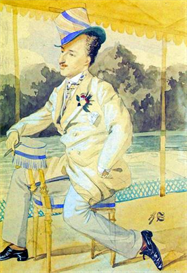 Image Photo A dandy Tissot | Photos and Images | Vintage