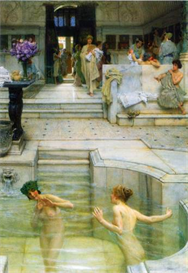 Image Photo A favorite tradition Alma-Tadema | Photos and Images | Vintage