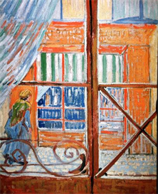 Image Photo A Pork-Butchers Shop Seen from a Window Van Gogh | Photos and Images | Vintage