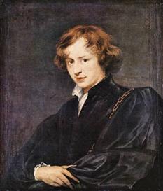 Image Photo A self portrait Van Dyck | Photos and Images | Vintage