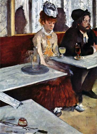 Image Photo Absinthe Degas | Photos and Images | Vintage