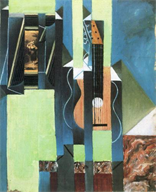 Image Photo Abstract Royalty Free Image Guitar 2 Juan Gris Abstract Art | Photos and Images | Vintage