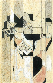 Image Photo Abstract Royalty Free Image Guitar and glass Juan Gris Abstract Art | Photos and Images | Vintage