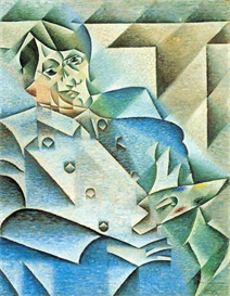 Image Photo Abstract Royalty Free Image Homage to Pablo Picasso Juan Gris Abstract Art | Photos and Images | Vintage