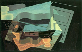 Image Photo Abstract Royalty Free Image Overlooking the bay Juan Gris Abstract Art | Photos and Images | Vintage