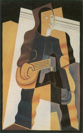 Image Photo Abstract Royalty Free Image Pierrot 2 Juan Gris Abstract Art | Photos and Images | Vintage