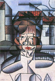 Image Photo Abstract Royalty Free Image Portrait of Madame Germaine Raynal 1 Juan Gris Abstract Art | Photos and Images | Vintage