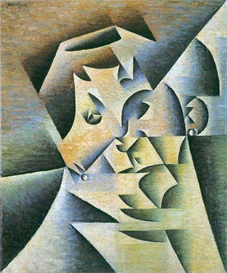 Image Photo Abstract Royalty Free Image Portrait of the mother of the artist Juan Gris Abstract Art | Photos and Images | Vintage