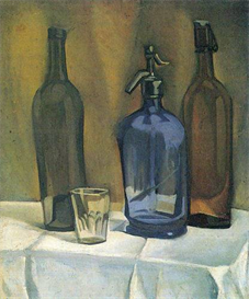 Image Photo Abstract Royalty Free Image Siphon and bottles Juan Gris Abstract Art | Photos and Images | Vintage
