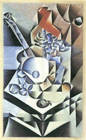 Image Photo Abstract Royalty Free Image Still Life with Flowers Juan Gris Abstract Art | Photos and Images | Vintage