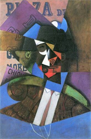 Image Photo Abstract Royalty Free Image Torero Juan Gris Abstract Art | Photos and Images | Vintage