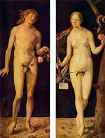 Image Photo Adam and Eve Durer | Photos and Images | Vintage