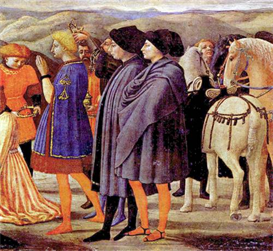 Image Photo Adoration of the Kings [2] Masaccio | Photos and Images | Vintage