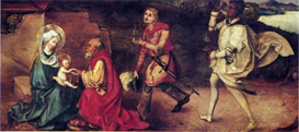 Image Photo Adoration of the Magi [2] Durer | Photos and Images | Vintage