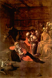 Image Photo Adoration of the Shepherds Caravaggio | Photos and Images | Vintage