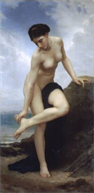 Image Photo After the Bath Bouguereau | Photos and Images | Vintage