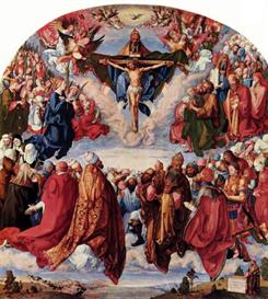 Image Photo All Saints picture Durer | Photos and Images | Vintage