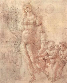Image Photo Allegory Botticelli | Photos and Images | Vintage