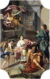 Image Photo Allegory of History Raphael | Photos and Images | Vintage