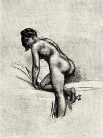 Image Photo Alleine Felicien Rops Symbolism | Photos and Images | Vintage