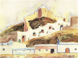 Image Photo Almeria I Walter Gramatte Expressionism | Photos and Images | Vintage