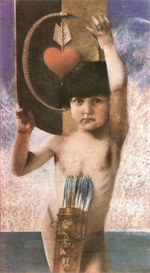 Image Photo Amor Franz von Stuck Symbolism | Photos and Images | Vintage