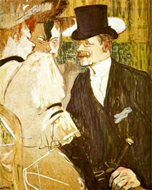 Image Photo Anglais at Moulin Rouge Toulouse-Lautrec | Photos and Images | Vintage
