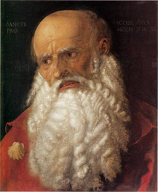 Image Photo Apostle James Durer | Photos and Images | Vintage