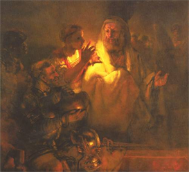 Image Photo Apostle Peter denied Christ Rembrandt | Photos and Images | Vintage