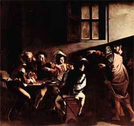 Image Photo Appeals of St. Matthew Caravaggio | Photos and Images | Vintage
