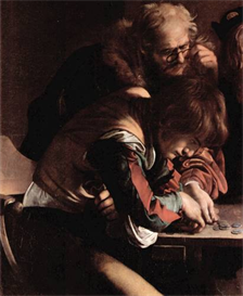 Image Photo Appeals of St. Matthew detail 1 Caravaggio | Photos and Images | Vintage